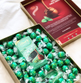 A Moment of Bliss with Lindt's new Lindor Milk Mint
